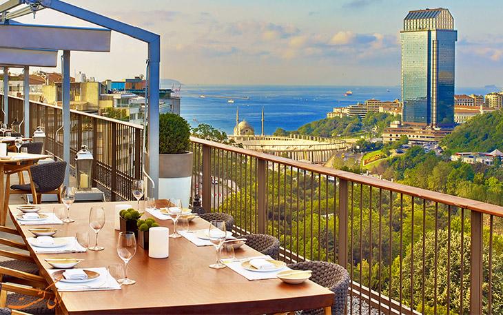 هتل سنت رجیس استانبول