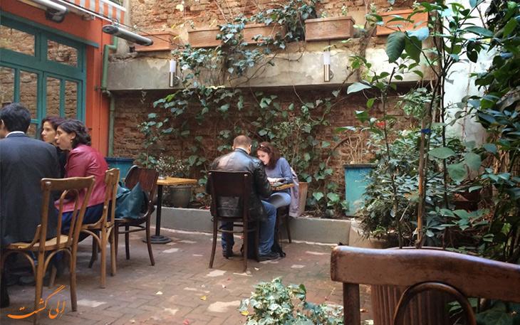رستوران زنجبیل استانبول