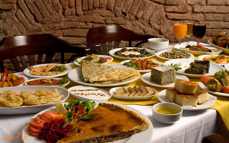 رستوران فیچین استانبول