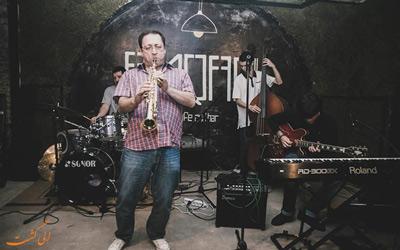 اجرای موسیقی زنده در تفلیس