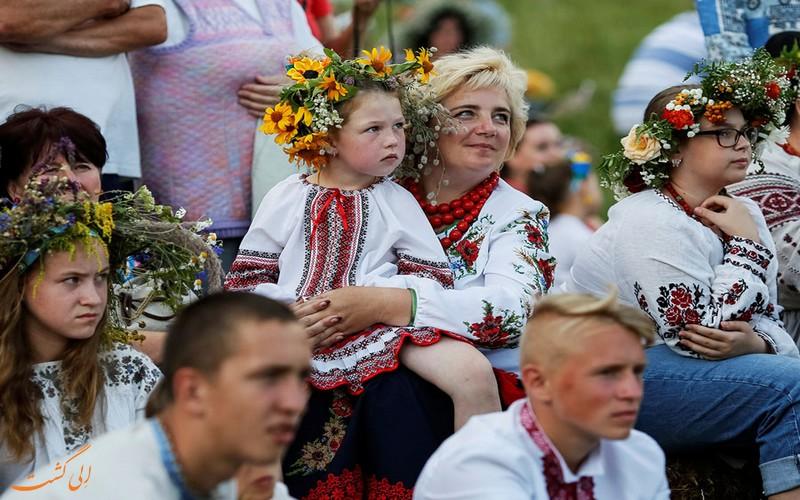 جشن انقلاب تابستانی اسلاوها