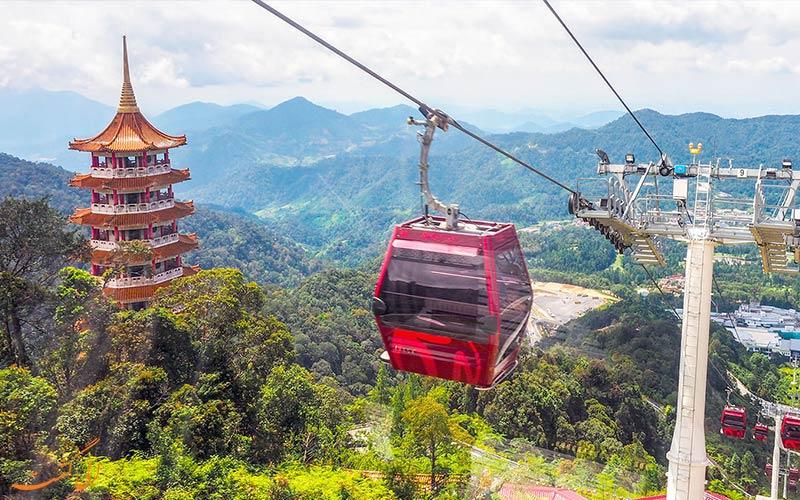 اسکای وی در گیتینگ هایلند مالزی