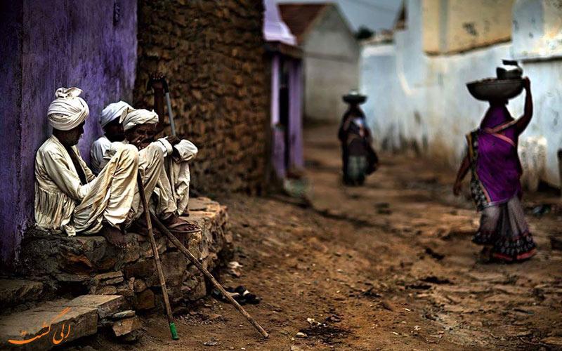 عشایر هندی-عشایر رابادی هند