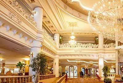 بهترین هتل های مشهد-الی گشت