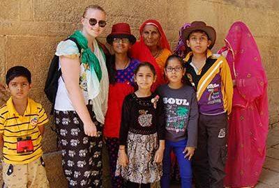 نکات بهداشتی سفر به هند-الی گشت