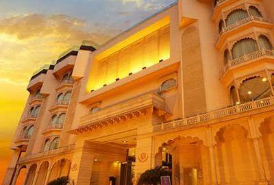 بهترین هتل های 4 ستاره جیپور