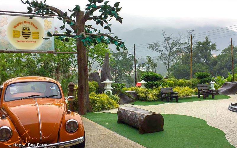 مزرعه-هپی-بی-گیتینگ هایلند مالزی