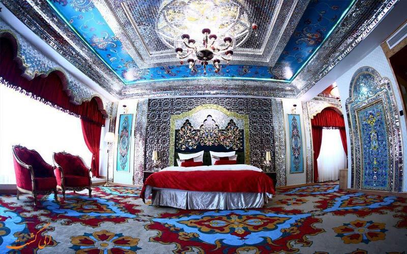 هتل الماس 2 مشهد-بهترین هتل های مشهد