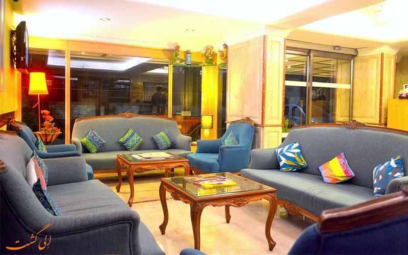 هتل امرالد جوهو بمبئی-لابی هتل