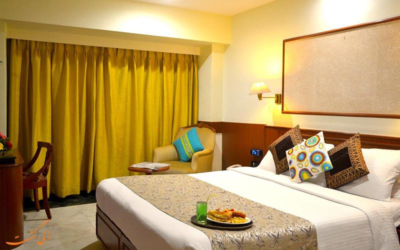 هتل امرالد جوهو بمبئی-انواع اتاق ها