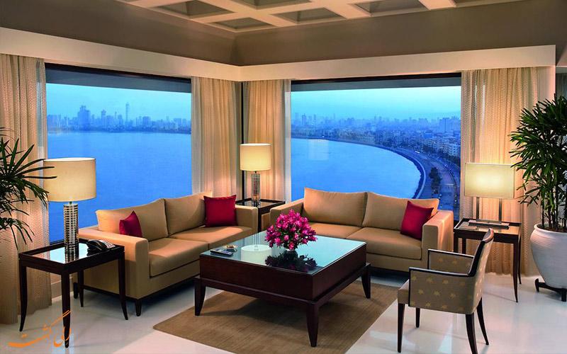 هتل اوبروی بمبئی-بهترین هتل های 5 ستاره بمبئی