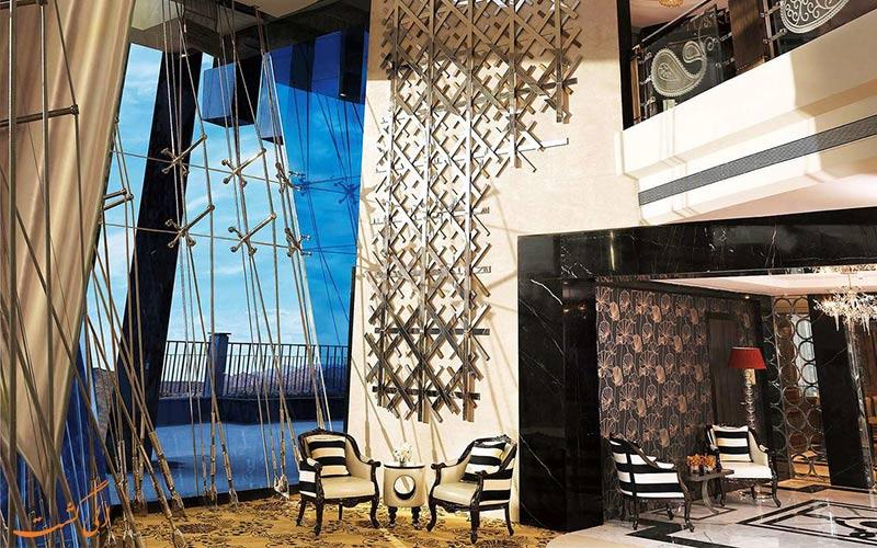 هتل سوفیتل بمبئی-بهترین هتل های 5 ستاره بمبئی