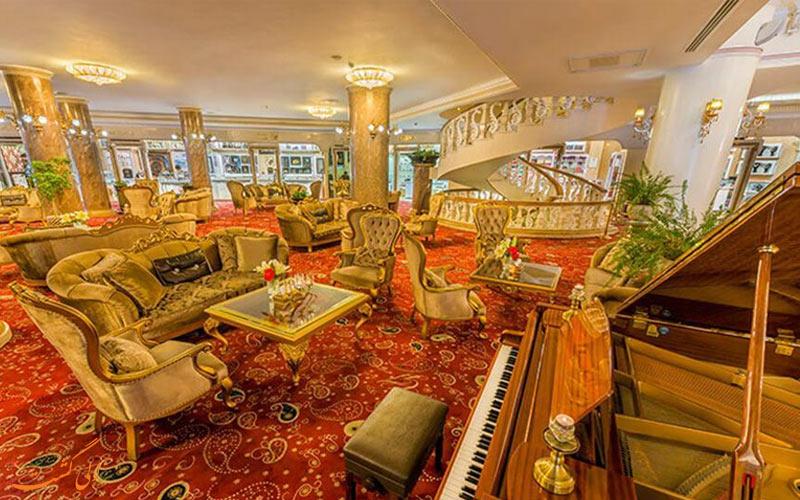 -قصر-طلایی-مشهد-بهترین هتل های مشهد