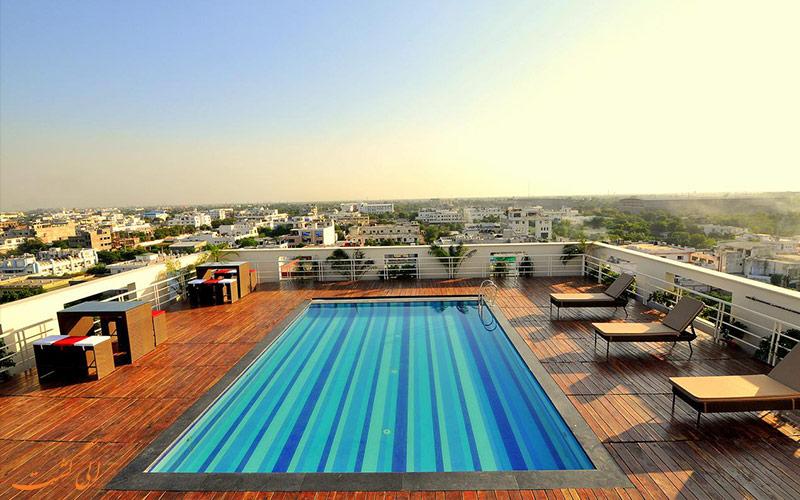 هتل ماریگولد جیپور-بهترین هتل های 4 ستاره جیپور