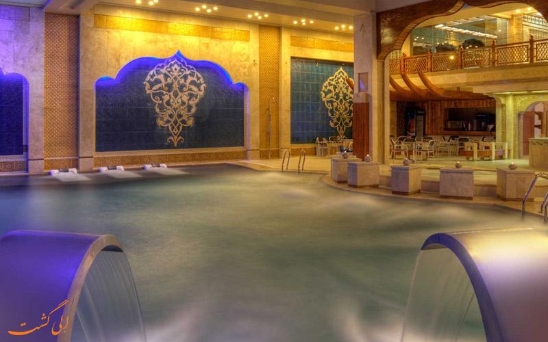هتل-مجلل-درویشی-بهترین هتل های مشهد