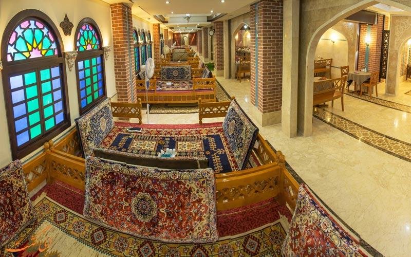 هتل مدینه الرضا مشهد-بهترین هتل های مشهد