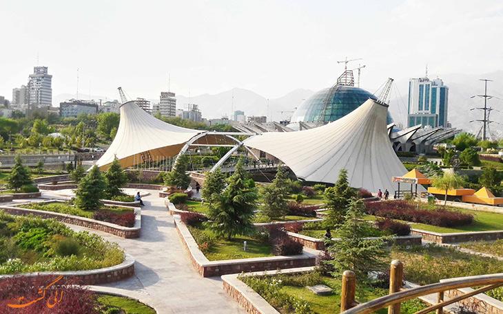 پارک آب و آتش تهران طالقانی