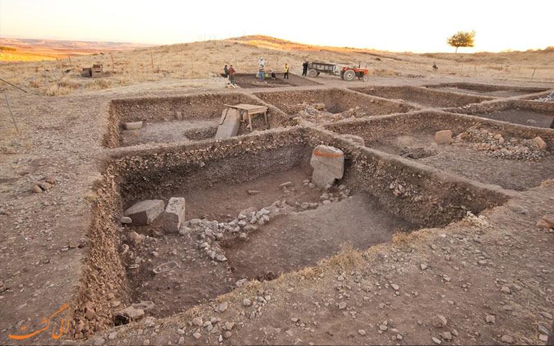 گوبکلی تپه ترکیه و کشف باستانی