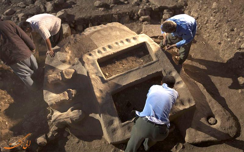 گوبکلی تپه ترکیه و کارهای باستان شناسان آلمانی