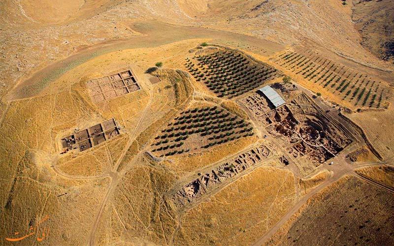 گوبکلی تپه ترکیه و تور ترکیه