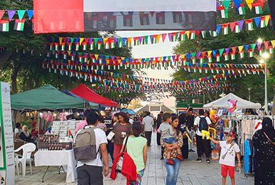 بازارهای محلی دبی