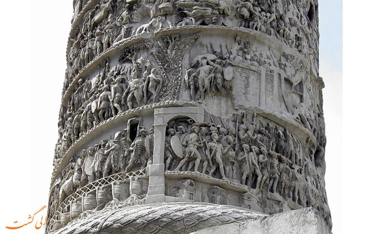 نگهداری از ستون برای قرن ها