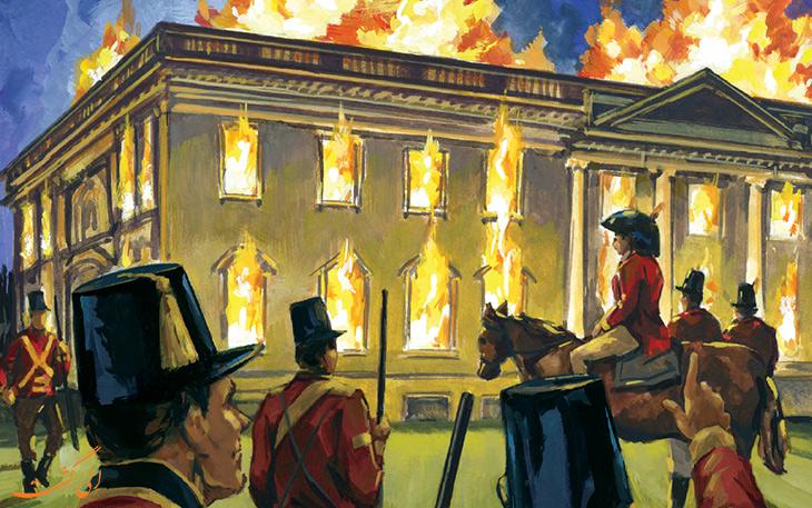 حقایق جنگ 1812 در خصوص سلاح های مورد استفاده