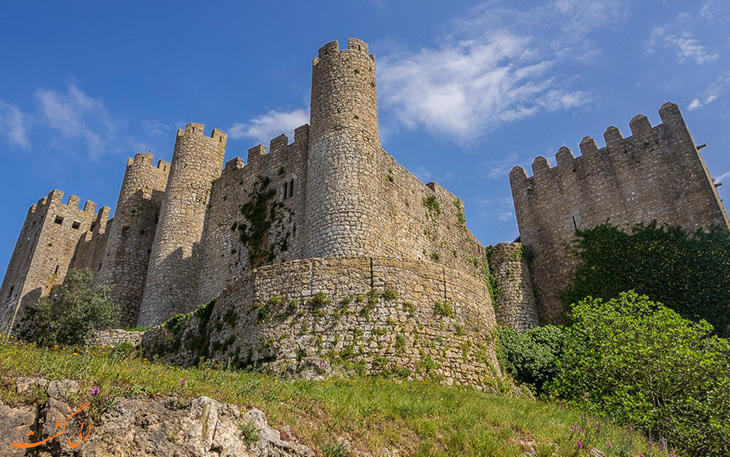 قلعه اوبیدوس