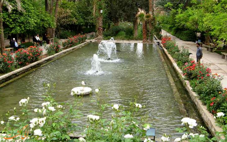 باغ گشن در طبس بهشت کویر ایران