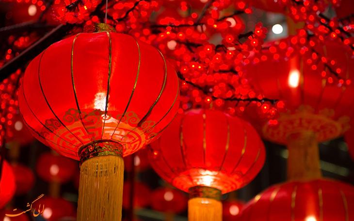 سال نو چینی ها