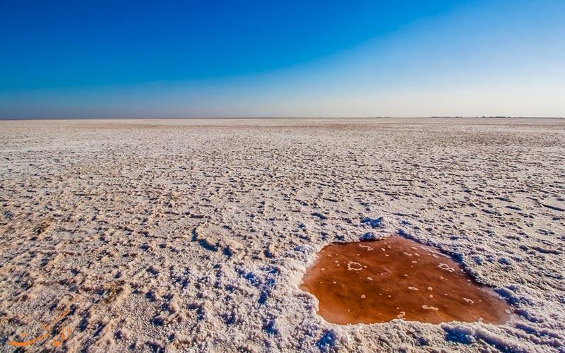 کویر نمکی هند در گوجارات
