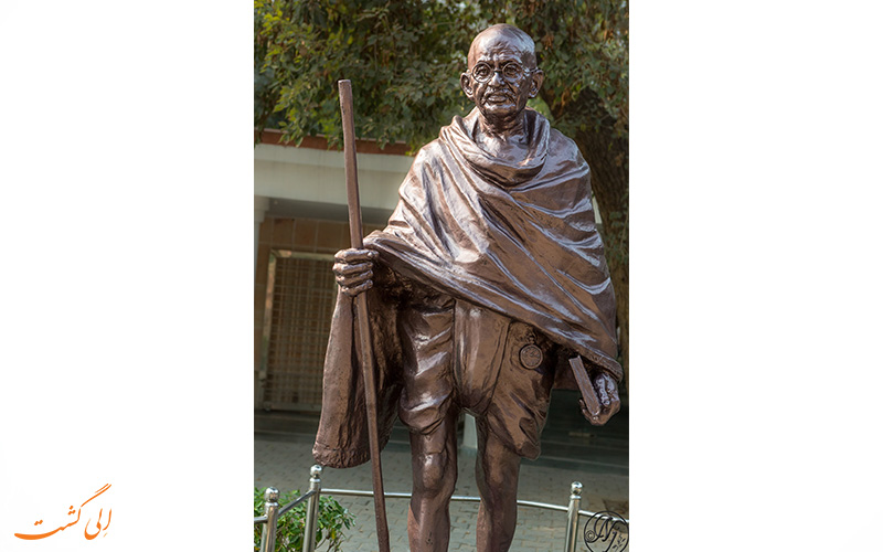 بنای یادبود مهاتما گاندی