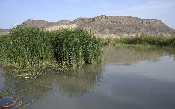 آب رودخانه هیرمند