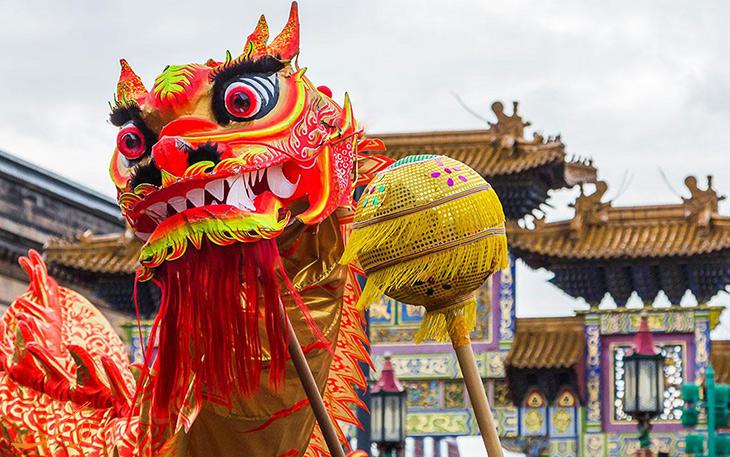 جشنواره سال نو چینی ها 2019