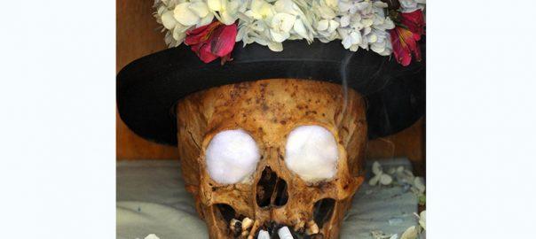 این جشن فقط به مناسبت جمجمه ی مردگان برگزار می شود!
