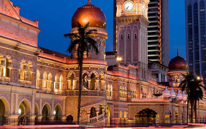 فهرست جاذبه های دیدنی سنگاپور