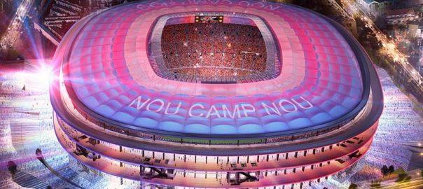 آشنایی با ورزشگاه نیوکمپ، قلب حاکم فوتبال جهان تیم بارسلونا