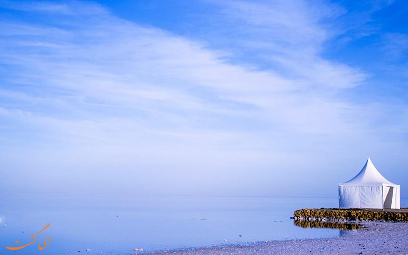 اقامت در کویر نمکی هند و مسیر کوچ عشایر کوتچ