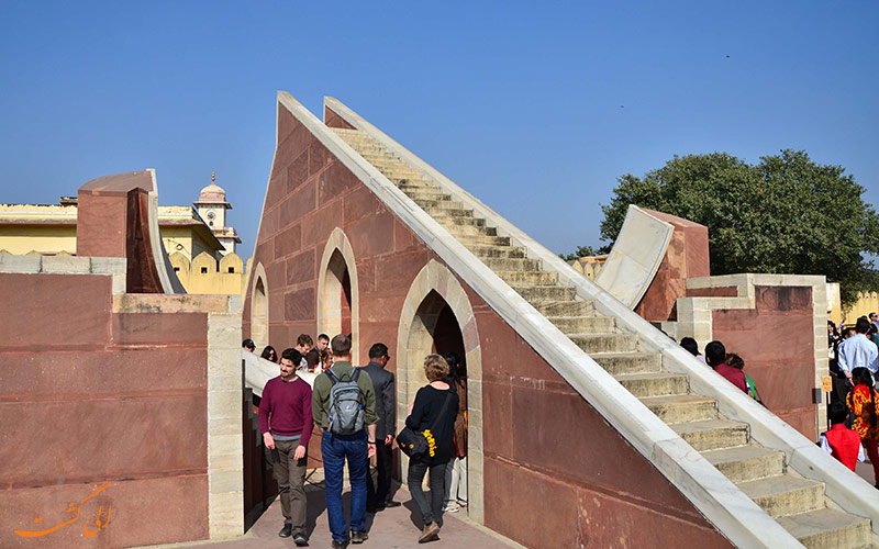 ● رصدخانه جنتر منتر | The Jantar Mantar Observatory