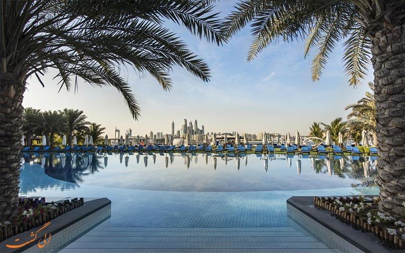 امکانات تفریحی هتل ریکسوس د پالم دبی