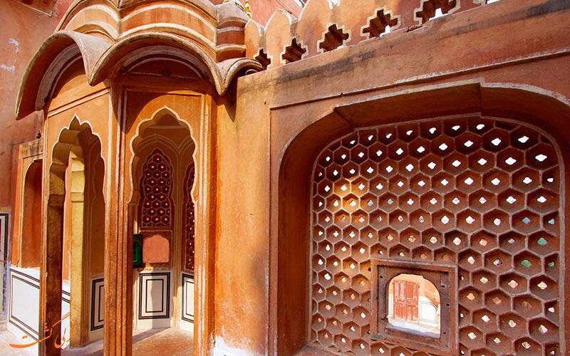 قصر هوا محل در جیپور