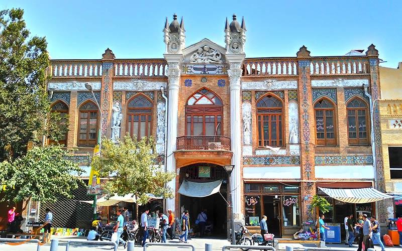 در بازار بزرگ تهران چه چیزهایی می توان خرید؟