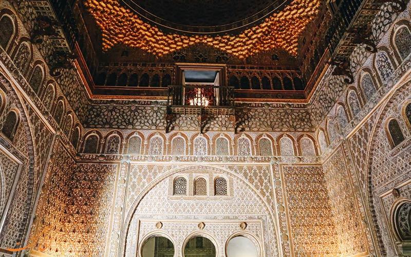 قصر آلکازار سویل