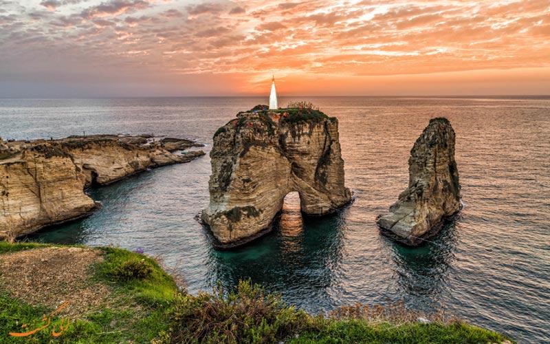روشه در بیروت