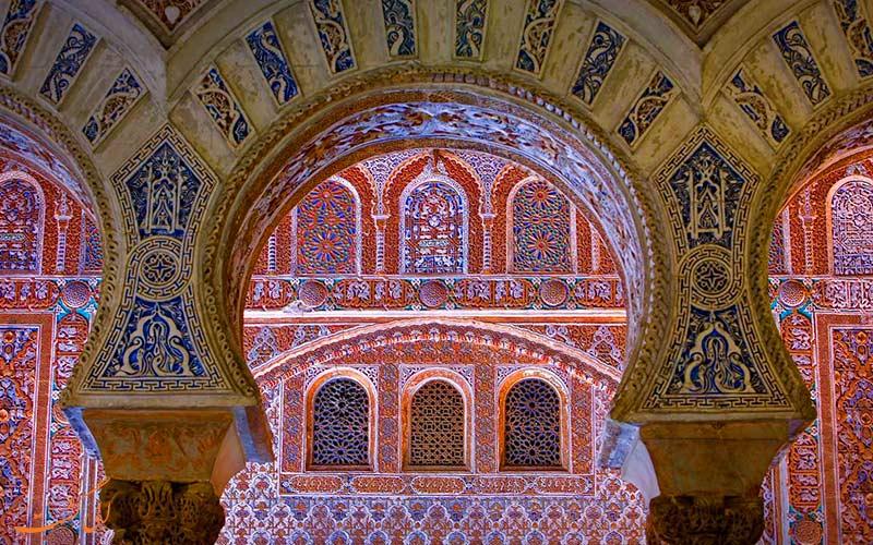 قصر آلکازار سویل | Royal Alcázar of Seville