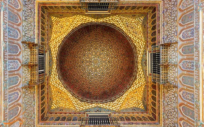قصر آلکازار سویل، تلفیقی زیبا از معماری اسلامی و اروپایی!