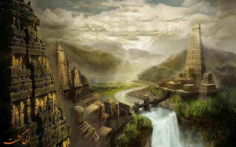 دوارکای باستانی-شهرهای گمشده جهان