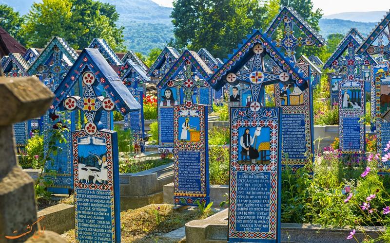 گورستان مری رومانی