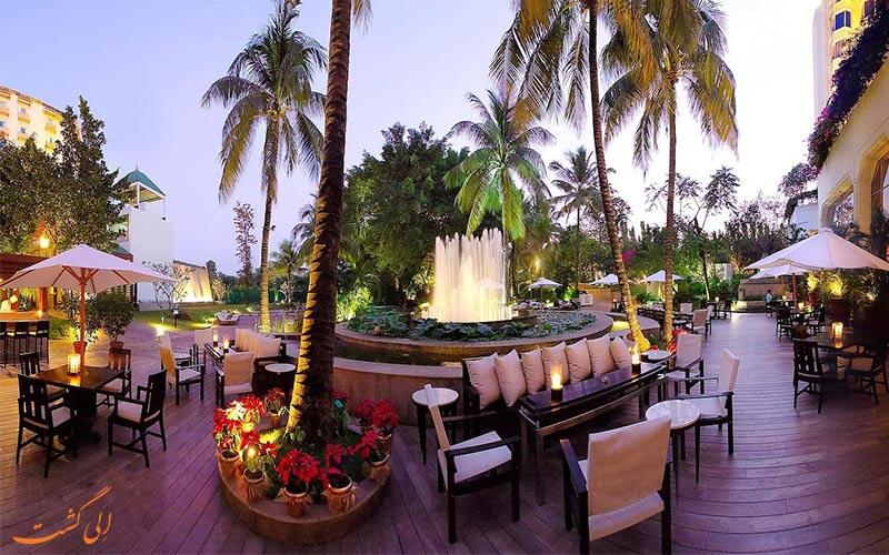 هتل لیلا بمبئی-بهترین هتل های 5 ستاره بمبئی