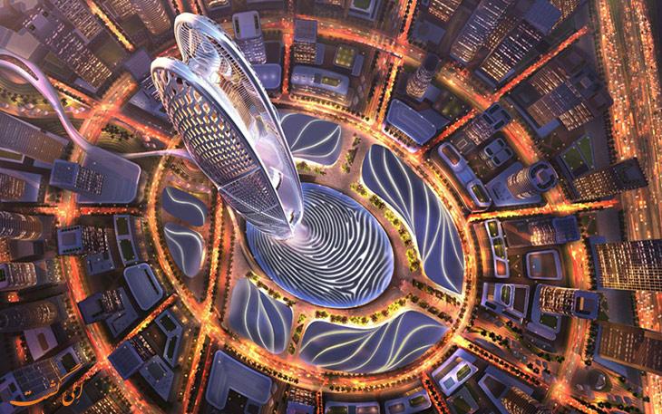 پروژه جدید دبی